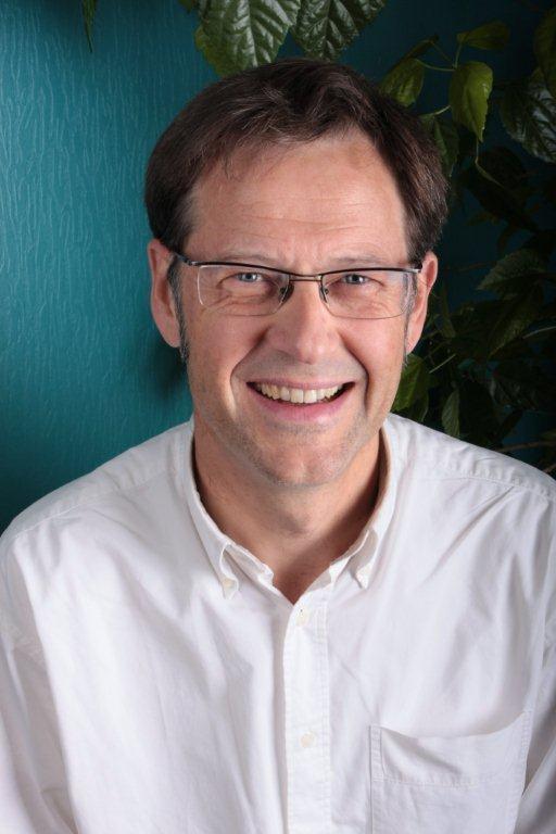Gilles Simon, responsable environnement et énergie de Schneider Electric France
