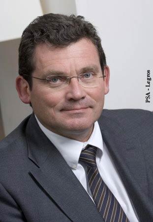 Jean-Christophe Quemard, nommé directeur des Achats de PSA Peugeot Citroën