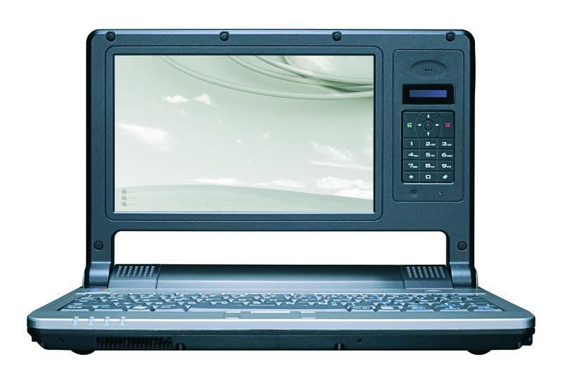Maxdata : un PC de poche équipé d'un processeur VIA
