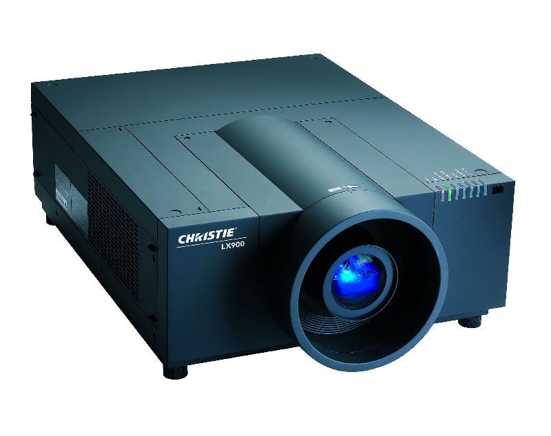 Christie LX900 : un projecteur LCD doté d'une forte luminosité