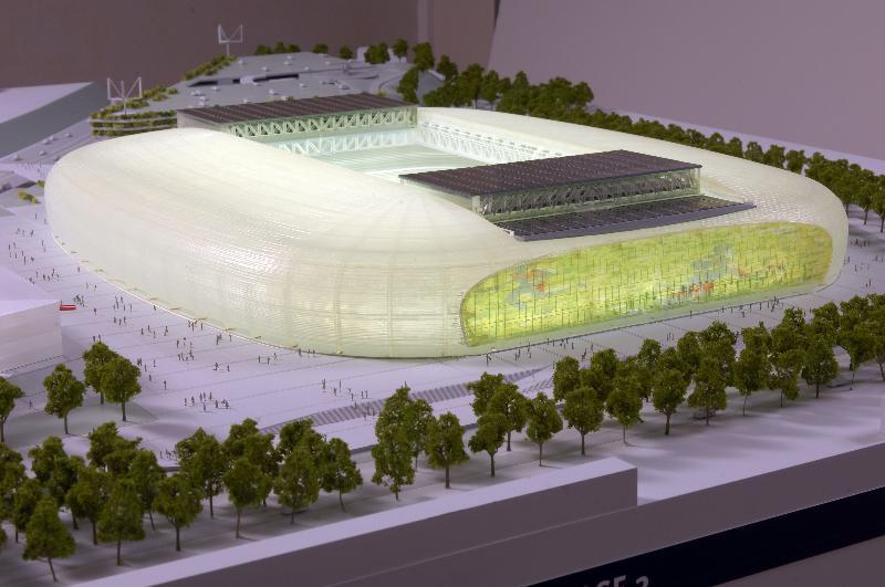 Grand stade de Lille : le projet d'Eiffage retenu dans le cadre du partenariat public-privé