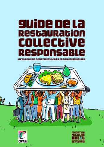 Un guide de la restauration collective responsable vient for Restauration collective offre emploi