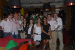 Les anciens étudiants du MAI de Bordeaux, promotion 96, réunis à Paris.