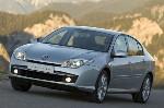 Garantie de 150 000 km et taux d'émission de CO2 de 130g/km font de la Laguna la voiture de l'année en entreprise.