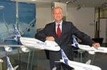 Tom Enders, le p-dg d'Airbus.
