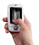 Nouveau smartphone interface tactile d'Asus : le P552w