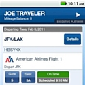 American Airlines disponible sous Android