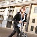 Bagagerie informatique: Samsonite s'amuse avec la valise trottinette