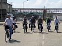 Vélogik initie Rhodia aux déplacements à vélo