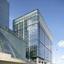 Nouvel immeuble de Fimalac à Londres sur Canary Wharf
