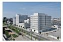 Situé au cœur du quartier d'affaires Euronantes, le nouveau bâtiment de Quille Construction est signé Olivier Arène