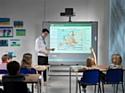 20 établissements scolaires de l'Académie de Versailles équipés de tableaux numériques interactifs
