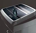 Le modèle 410 TS avec deux blocs de coupe séparés (papier/CD,DVD, ...)
