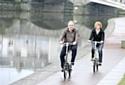 Les lyonnais qui le souhaiteront pourront venir tester des vélos électriques