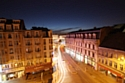 Vue de Lille la nuit
