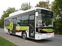 Le minibus électrique Oréos 4X