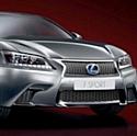 La nouvelle Lexus GS.