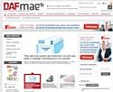 Le bimestriel DAF Magazine lance son site internet, Daf-mag.fr.
