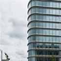 L'immeuble Eolis (Bruxelles, Belgique) certifié HQE.[CB Richard Ellis Investors Arch. Assar Architects].