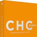 Le guide CHC Events comporte 161 adresses de lieux remarquables.