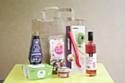 La boîte à Miam propose 6 à 8 produits d'épicerie de qualité sur une thématique.