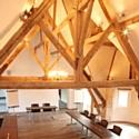 Le Domaine de Rebetz a ouvert en septembre un nouvel espace de réunion, la Salle de la Tourelle.