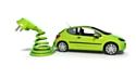 La voiture électrique est globalement très appréciée des Français.