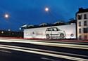 Lanouvelle Fiat500L fait son show entaille réelle au-dessus de l'autorouteA1