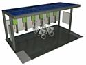 Easybike présente Véga, la première station de recharge autonome pour vélos électriques