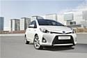 17 Toyota Yaris Hybrides livrées ausyndicat départemental d'Énergies dela Drôme
