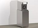 Castalie propose une machine de purification de l'eau par microfiltration entièrement fabriquée en France.