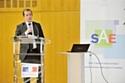 Christophe Gégout, directeur financier du commissariat à l'énergie atomique (CEA) et directeur pôle achats