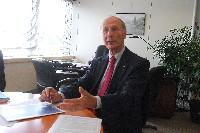 Bernard Cieutat, président de la CMPE