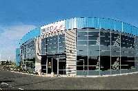 La surface de ce nouveau centre d'affaires est de 1100 m² répartis sur deux niveaux.
