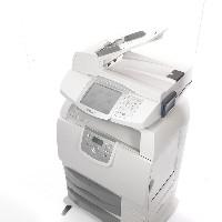 Nouvelle multifonction laser couleur Lexmark : la X782e