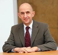 Louis Gallois, le président exécutif d'EADS.