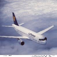 Lufthansa mettra en ligne des A319 en Italie dès 2009.