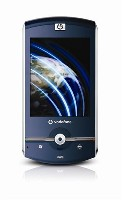 Smartphone iPAQ Data Messenger de HP