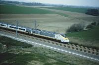 L'Eurostar en grande forme