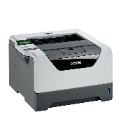L'imprimante laser monochrome de Brother HL-5350 imprime 30 ppm en recto verso