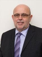 Patrick Léon, directeur achats d'Olympus France.