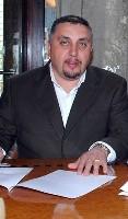 Jean-Luc Lattuca, le président de l'entreprise de sécurité Vigimark