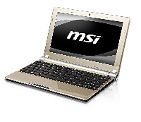 Nouveau netbook MSI : le Wind U160
