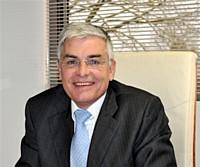 Jacques Albert, nouveau président du groupement des industriels de mobilier de bureau de l'Unifa