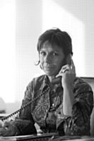 Evelyne Grandjean, responsable achats d'Intrum.
