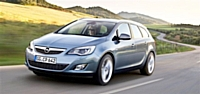 Une version break pour l'Opel Astra