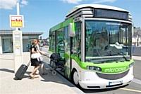 Le microbus de Gruau