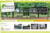 Le site mairies-prets-échanges.fr offre une seconde vie aux biens publics