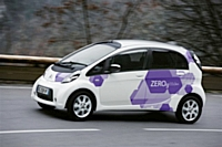 La C-Zero de Citroën