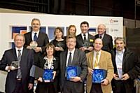 Remise des Trophées des Villes Electromobiles 2010